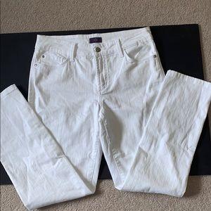 ☀️ NYDJ boyfriend jeans 8